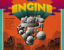 ENGINE / 円人図
