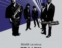 1st Album Release Flyer / TRI4TH