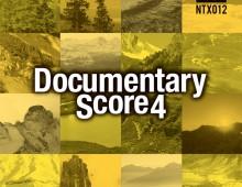 Documentary Score 4 / N-TRAX012