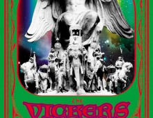 SIX REALM OF REBIRTH Flyer / THE VICKERS