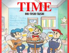 ORI-TOSHI-TAISHI / TIME